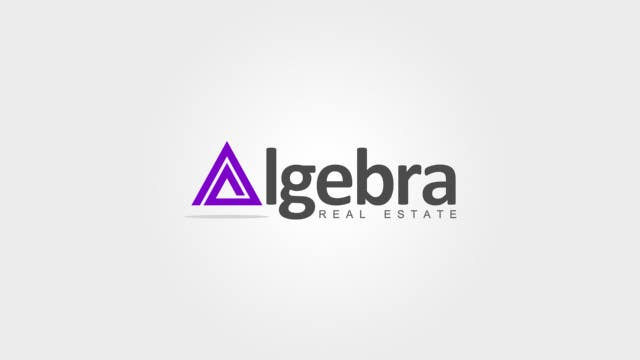 #160 for Design a Logo for Algebra Real Estate by FreeLander01