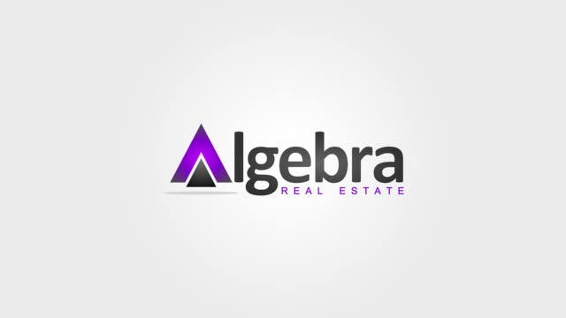 #255 for Design a Logo for Algebra Real Estate by FreeLander01