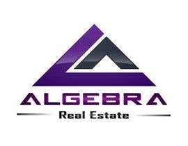 #193 for Design a Logo for Algebra Real Estate af Jacksonmedia