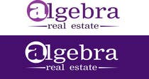 Graphic Design Entri Peraduan #306 for Design a Logo for Algebra Real Estate