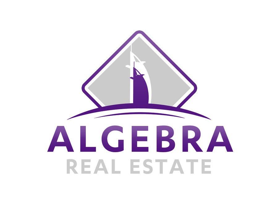 Penyertaan Peraduan #163 untuk Design a Logo for Algebra Real Estate