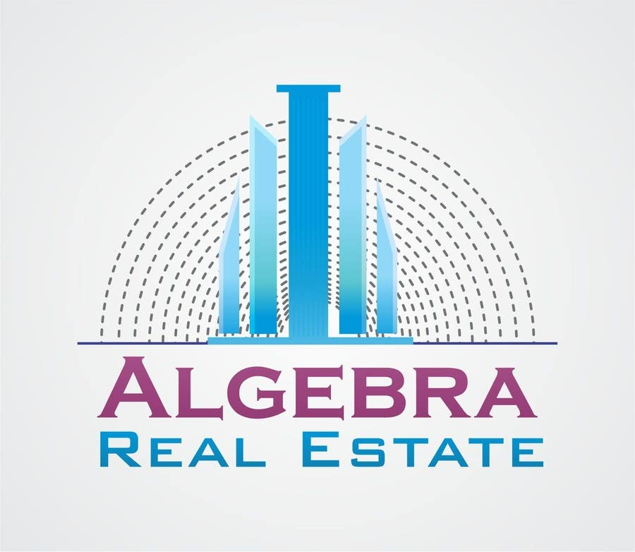 Penyertaan Peraduan #148 untuk Design a Logo for Algebra Real Estate