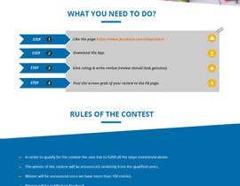 Nro 30 kilpailuun Design a Website Mockup käyttäjältä webdevelopersd