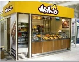 vinu9886 tarafından Design a LOGO for a snack bar/food kiosk. için no 231