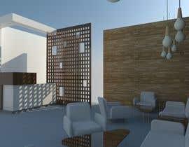 Nro 5 kilpailuun Reception and guest area makeover käyttäjältä zoranaelek