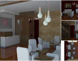 Nro 13 kilpailuun Reception and guest area makeover käyttäjältä zoranaelek