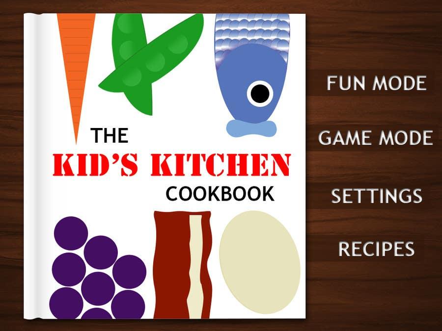 Konkurrenceindlæg #3 for Design an App Mockup for childrens iPad game