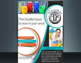 semabanjum tarafından Logo + Flyer design for cleaning business için no 35