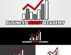 "#11 para Design a logo for the ""Business Boost Academy"" por MRDzA"