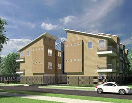 #9 for I need 3D renderings done for a town house complex by malaguerar