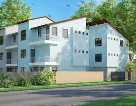 #1 for I need 3D renderings done for a town house complex by Maxvisualization