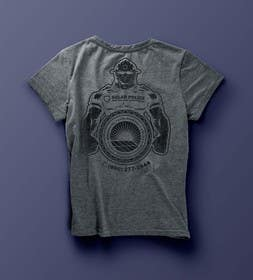 israel8542 tarafından Design a Shirt back/front için no 7