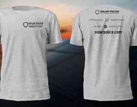 paulpetrovua tarafından Design a Shirt back/front için no 12