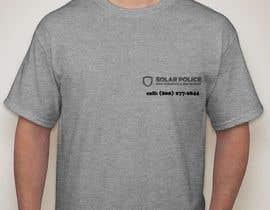 manognaraj tarafından Design a Shirt back/front için no 3