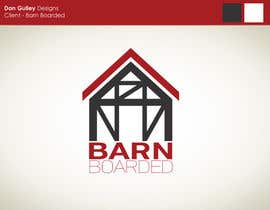 #3 para Design a Logo for a new business (Barn Boarded) por dongulley
