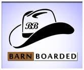 Graphic Design Inscrição do Concurso Nº25 para Design a Logo for a new business (Barn Boarded)