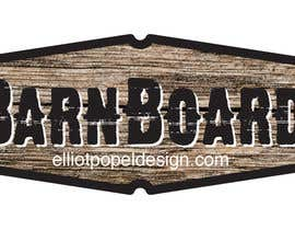 #4 for Design a Logo for a new business (Barn Boarded) af elliotpopel91