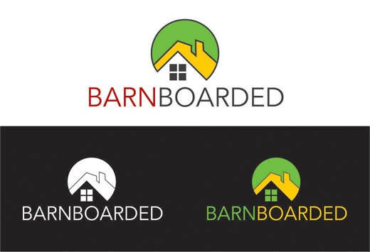 Contest Entry #30 for Design a Logo for a new business (Barn Boarded)