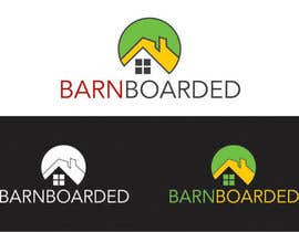 #30 untuk Design a Logo for a new business (Barn Boarded) oleh rajnandanpatel