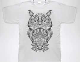 Nro 6 kilpailuun Disegnare una T-Shirt käyttäjältä graficavincenzo