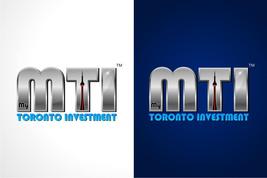 Contest Entry #                                        545                                      for                                         Logo Design for My Toronto Investment