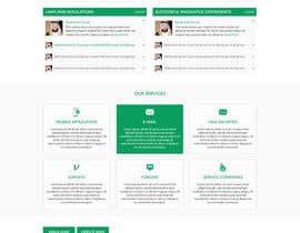 Nro 5 kilpailuun Re-Design a Website käyttäjältä amirkust2005