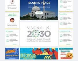 Nro 39 kilpailuun Re-Design a Website käyttäjältä Poornah