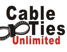 #16 untuk Design a Logo for Cable Ties Unlimited oleh charlescxx