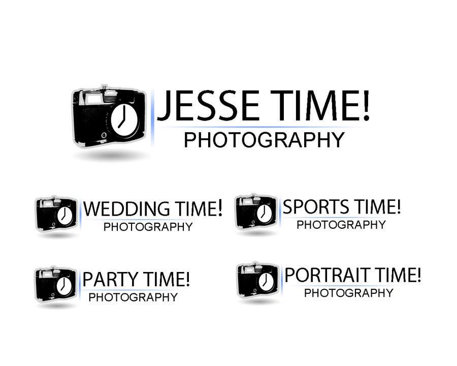 Konkurrenceindlæg #                                        84                                      for                                         Graphic Design for 'JesseTime! Photography'