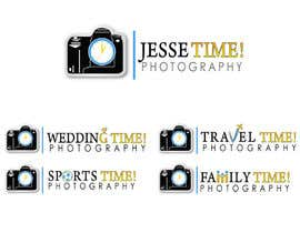 #68 para Graphic Design for 'JesseTime! Photography' por mykferrer
