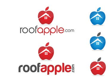 #47 cho Design a Logo for RoofApple.com bởi rraja14