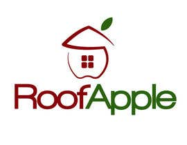nº 62 pour Design a Logo for RoofApple.com par runno