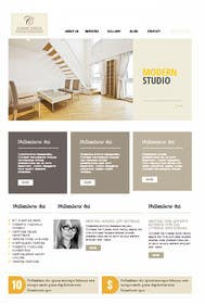 #14 untuk Build a Website for Remodelling company oleh zicmedia