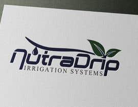 Nro 223 kilpailuun Design a Logo for NutraDrip käyttäjältä nproduce