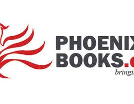 #152 para Logo Design for Phoenix Books por radbell