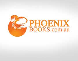 #65 para Logo Design for Phoenix Books por rogeliobello