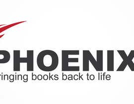 #106 para Logo Design for Phoenix Books por OragamiArtwork