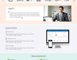 Nro 41 kilpailuun Need PSD designs and then Need HTML5 Responsive  Coversion for 5 pages only (not complete wesbite) käyttäjältä nizagen