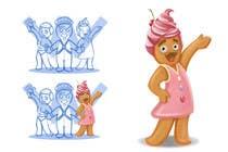 Bài tham dự #28 về Photoshop cho cuộc thi Illustration of Gay Gingerbread Men