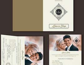 reshmihalder tarafından Laura & Jorge Wedding Logo and Invitations için no 1
