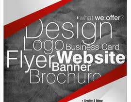 #47 for Design a Flyer for Emirates Graphic af graphics15