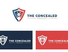 Nro 290 kilpailuun Logo Design for The Concealed Network käyttäjältä starikma