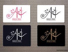 weragamaupali tarafından Wedding Favors: Luggage Tag Design + Create Logo için no 37