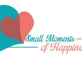 #9 para Design a Logo for Small Moments of Happiness, from Uptitude por Khrysta