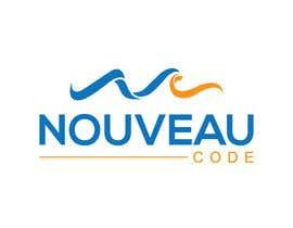 Nro 147 kilpailuun Design a Logo for Nouveau code feat. Digital fingerprint käyttäjältä Designart009