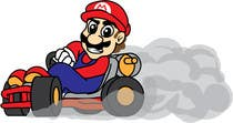 #21 for Draw Super Mario Kart caricature by ysfworks