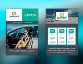 Nro 37 kilpailuun Design a Flyer for slr käyttäjältä ncdesignerr