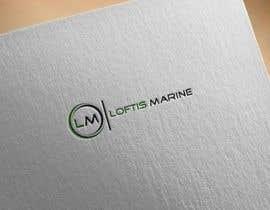 KOTHA82 tarafından Design a Logo for Loftis Marine için no 135