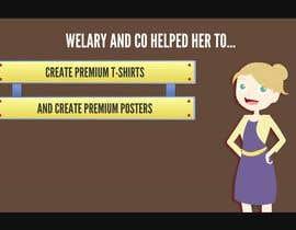 thepro12345 tarafından Animated video for startup apparel company için no 2