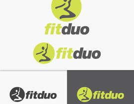#207 for Design a Logo for fitduo by Alexandru02